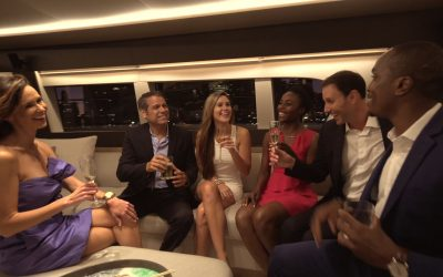5 TIPS FOR ENTERTAINING ONBOARD